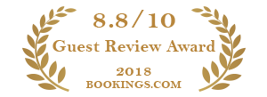 guest review award laurel 2018