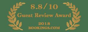 guest review award laurel 2018